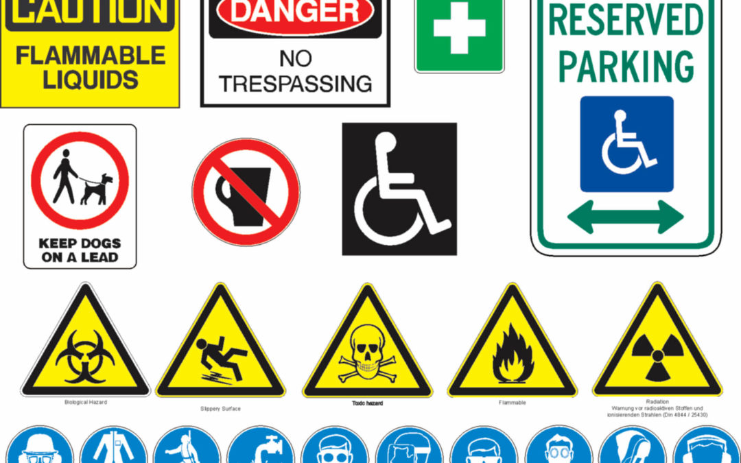 Image result for Types of Safety Signs to Consider for Your Business